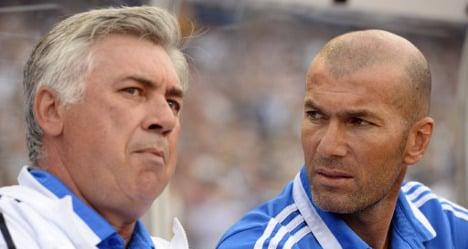 'Calm' Real Madrid suffer squad headaches