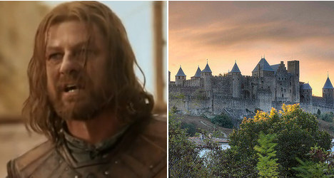 French town plans Game of Thrones convention