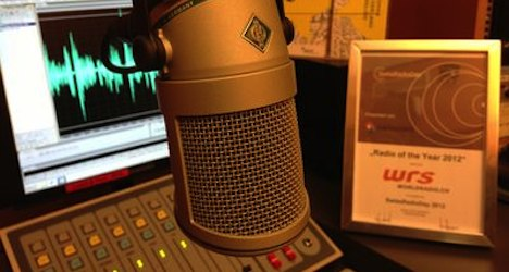 WRS airs for last day as public radio station