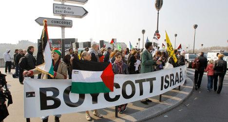 France acquits activists over Israel boycott call