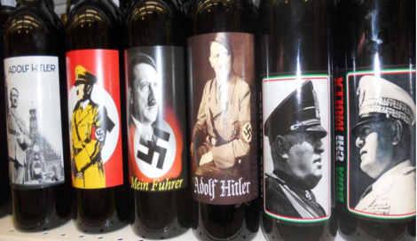 Jewish group slams Italy's 'Nazi' wine