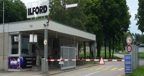 Ilford works 'rescued' in management buy-out