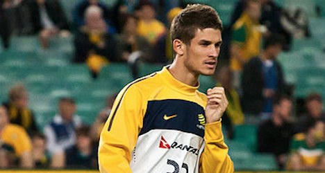 Aussie footballer leaves Adelaide for FC Sion