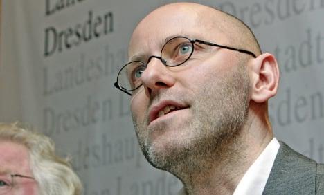 The architect behind 'eyesore' Dresden bridge