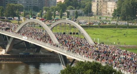Bridge 'too ugly' for Unesco opens