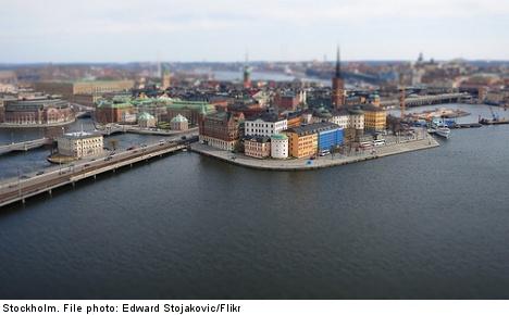 Stockholm set for north Europe's tallest flats