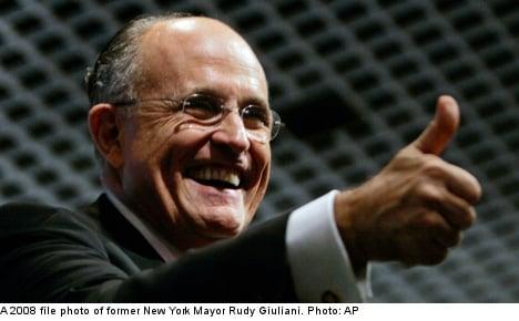 'Malmö needs a mayor like New York's Giuliani'