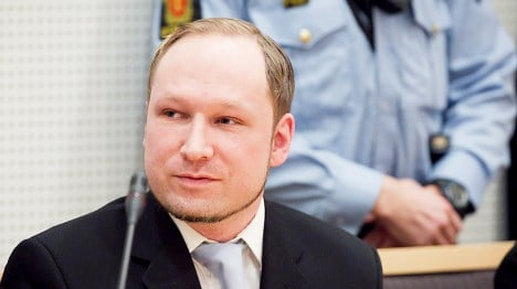 Breivik's mother told her story before she died