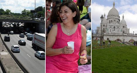 Mayoral hopeful reveals 150 ideas for Paris