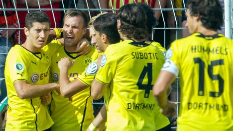 Dortmund set for record sales and profits