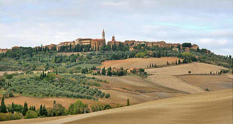 Renaissance 'ideal city' inspires in Tuscany