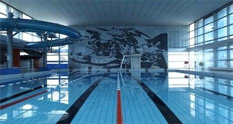 Swiss swim coach admits abuse of children