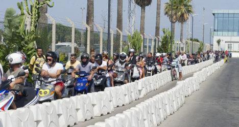 Wary EU to watch Spain–Gibraltar border