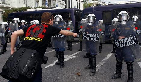 Merkel: Greece joining euro was a mistake