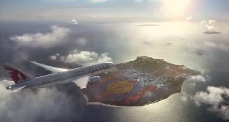 VIDEO: Qatar Airways launches 'Barça Land' ad