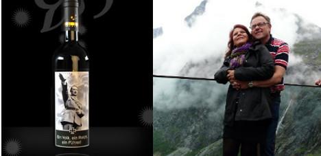 Italian 'Hitler wine' leaves bad taste with tourists