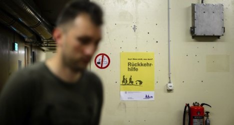 Asylum seeker protests anger many Swiss
