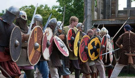 Rings producer plans Norway Viking epic