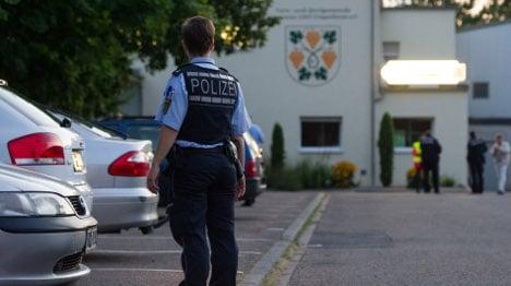 Three dead in sports club shooting