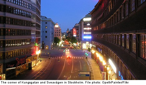 Euro optimism rubs off on Swedish stock prices