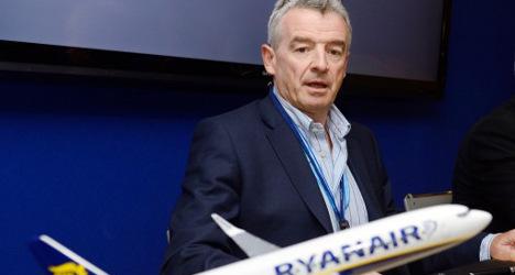 Ryanair fights post-train crash price hike claims