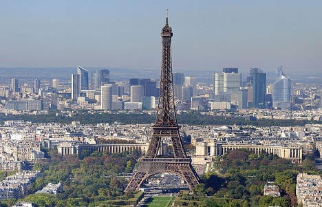 Competition: Win flights to Paris