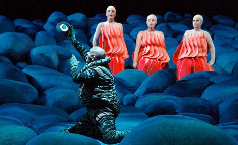 Bayreuth's 'Ring' director pokes fun at audience
