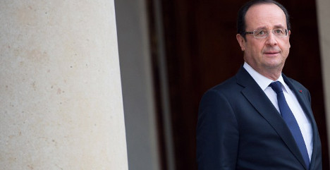 Back to school: Hollande faces gruelling term