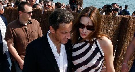 Bruni stalker breaks into Sarkozy holiday home