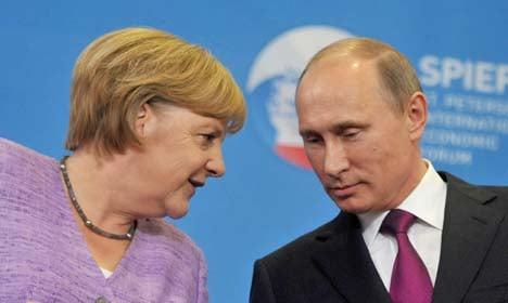 Merkel slams China & Russia over Syria stance