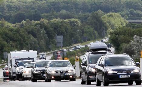 Foreigners often escape German speeding fines