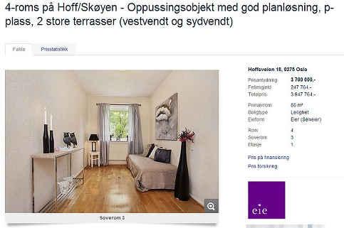 Breivik's flat sells for knock-down price