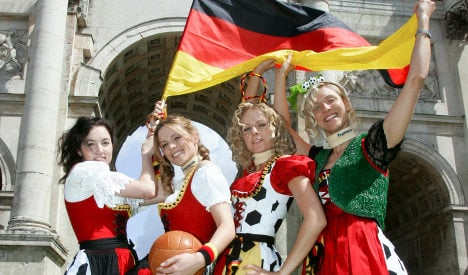 Five reasons to date a German (and five not to)