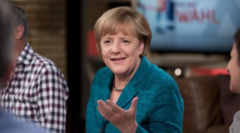 Greek 'haircut' may have 'domino effect': Merkel