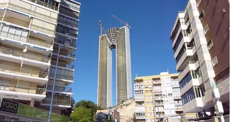 Top ten: Spain's craziest building fails