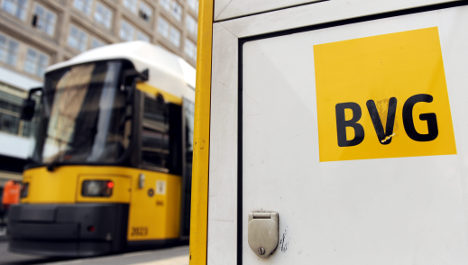 Brothel adverts pulled from Berlin trams