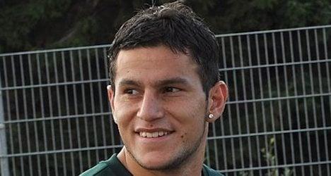 Basel trades Argentina striker to German team