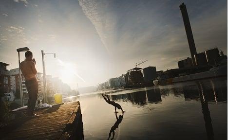Top ten: Stockholm's best city swim spots