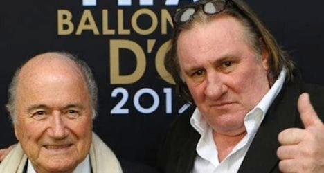 Depardieu football film seeks 500 Swiss extras