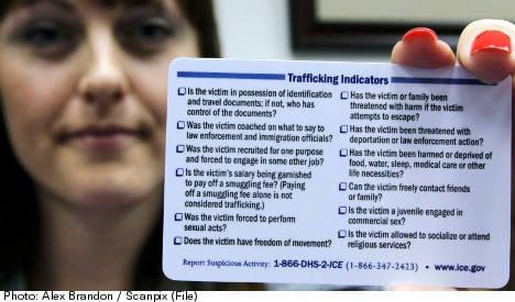 Arrests made in France after trafficking bust