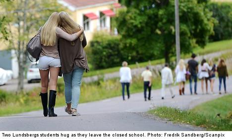 Hazing scandal closes elite Swedish school