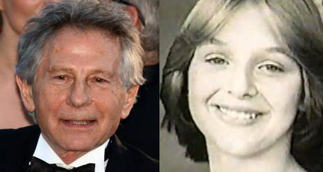 Victim of Polanski sex assault to publish book