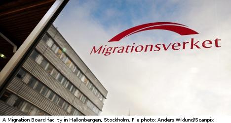 Three freed in migrant axe attack drama