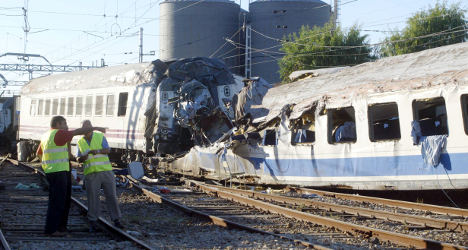 'I am not to blame': Train crash conductor