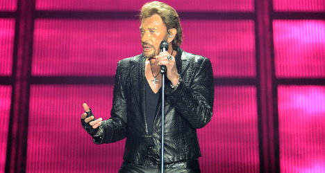 The 'French Elvis' hoping to conquer the US at 70