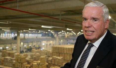 Billionaire backer slams 'amateurish' Hamburg