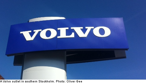 Volvo to launch two new auto plants in China