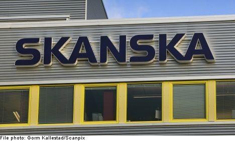 Skanska dragged into builder blacklist case