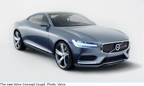 Gallery: Volvo's new model gets 'emotional'