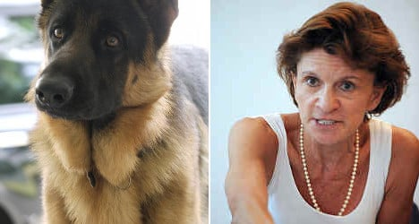 Minister stands by her dog after attack on child